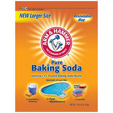 Arm & Hammer Pure Baking Soda (13.5 lb.)