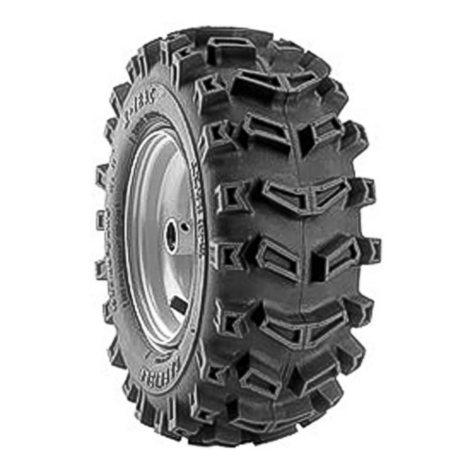 Carlisle Xtrac Utility Tires (Multiple Sizes)