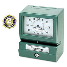 Acroprint Automatic Time Recorder