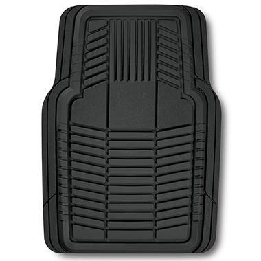 automotive floor mats - 4 pc. set - sam's club