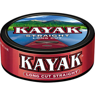 Kayak Long Cut Straight - 5 ct. roll