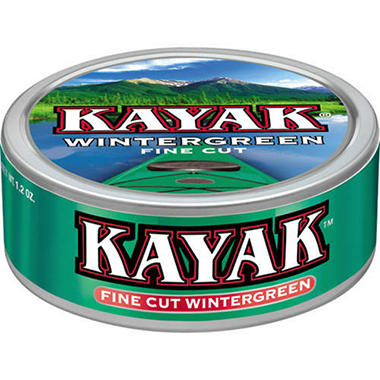 Kayak Wintergreen, Prepriced for $1.49 (10 cans)