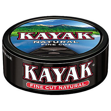 Kayak Fine Cut Natural (10 ct.)