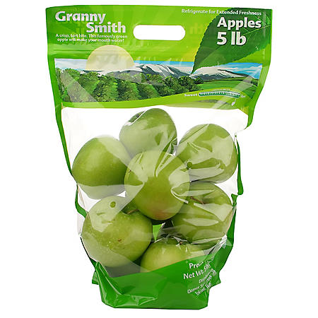 Granny Smith Apples (5 lbs.)