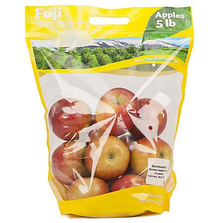 Fuji Apples (5 lbs.)