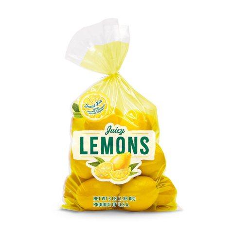 Lemons (3 lbs.)