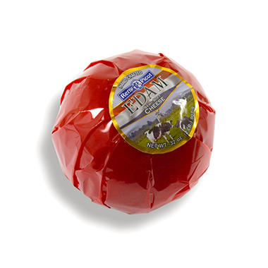 Reny Picot Edam Semi-Soft Cheese Ball (2 lbs.)