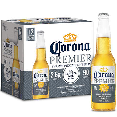 Corona Premier (12 fl. oz. bottle, 12 pk.)
