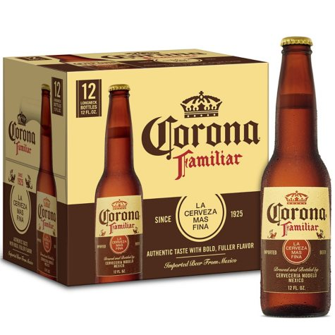 Corona Familiar (12 fl. oz. bottle, 12 pk.)