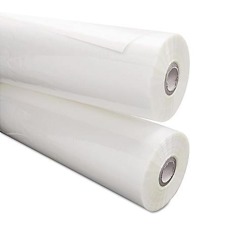 """GBC - HeatSeal Nap-Lam Roll I Film, 1.5 mil, 1"""" Core, 25"""" x 500 ft. -  2 per Box"""