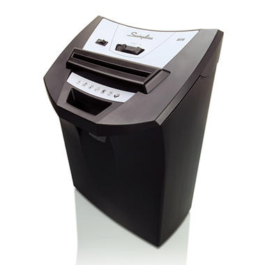 Swingline SC170 Light-Duty Strip-Cut Shredder - 12 Sheet Capacity