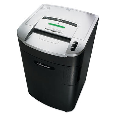 Swingline - LS32-30 Strip-Cut Jam Free Shredder, 32 Sheets -  20+ Users