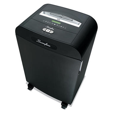 Swingline - DS22-19 Strip-Cut Jam Free Shredder, 22 Sheets -  10-20 Users