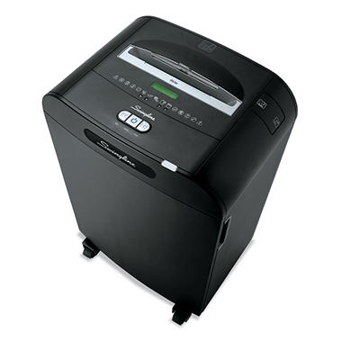 Swingline - DX20-19 Cross-Cut Jam Free Shredder, 20 Sheets -  10-20 Users