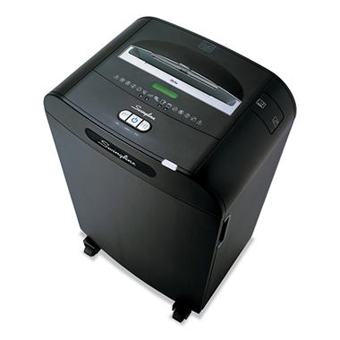 Swingline - DM11-13 Micro-Cut Jam Free Shredder, 11 Sheets -  5-10 Users