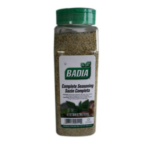 Badia Complete Seasoning - 1.75 lbs.