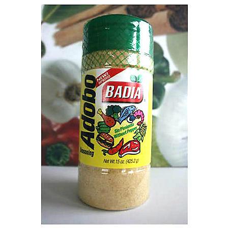 Badia Adobo Without Pepper (16 oz.)