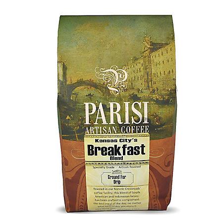 Paris Bros Breakfast Blend Coffee