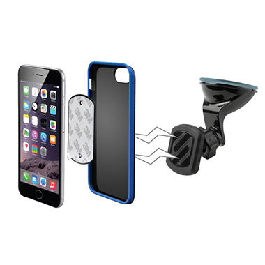 MagicMount Magnetic Window/Dash Mounting System for Smartphones (2 pack)