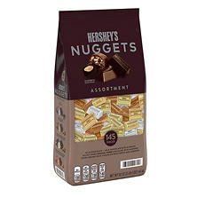 Hershey's Nuggets Chocolate Assortment (145 ct.)
