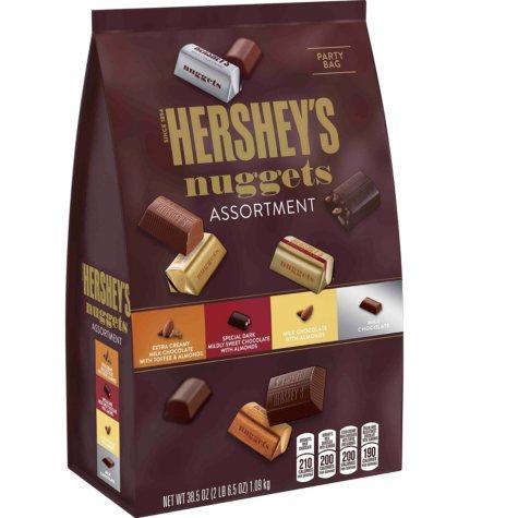 Hershey's Nugget Chocolate Assortment (33.9 oz., 2 pk.)