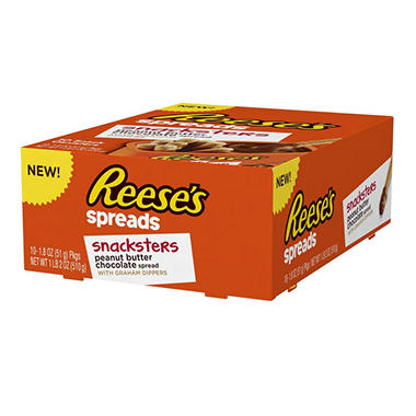 Reese's Spread Snacksters (1.8 oz., 10 ct.)