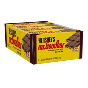 Hershey's Mr. Goodbar (1.75 oz., 36 ct.)