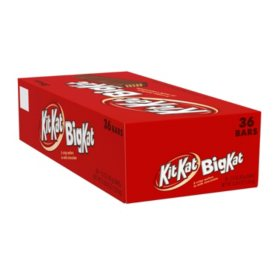 Kit Kat Big Kat Wafer Bars (1.5 oz., 36 ct.)