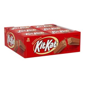 KIT KAT® Wafer Bars (1.5 oz., 36 ct)