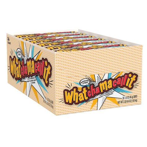 Hershey's Whatchamacallit Candy Bar (1.6 oz., 36 ct.)