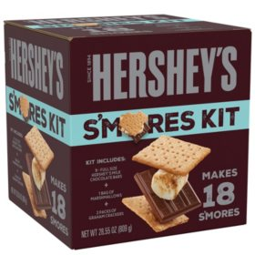 Hershey's S'mores Kit (28.55 oz., 18ct.)