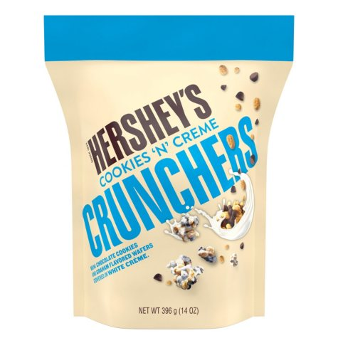 Hershey's Cookies 'n' Creme Crunchers Snacks (14 oz.)