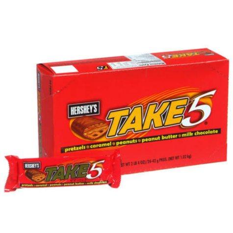 Hershey's Take 5 Candy Bar (24 ct.)