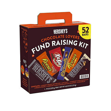 Hershey's Fund Raising Kit (52 ct.)