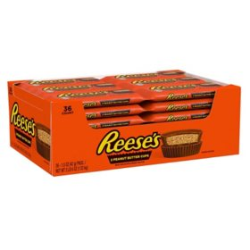 REESE'S Peanut Butter Cups (1.5 oz., 36 ct)