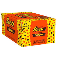 Reese's Pieces Peanut Butter Cups (1.5 oz., 24 ct.)