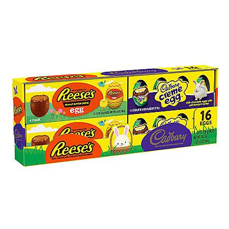 Hershey's Easter Egg Variety Pack (4.8 oz., 4 pk.)