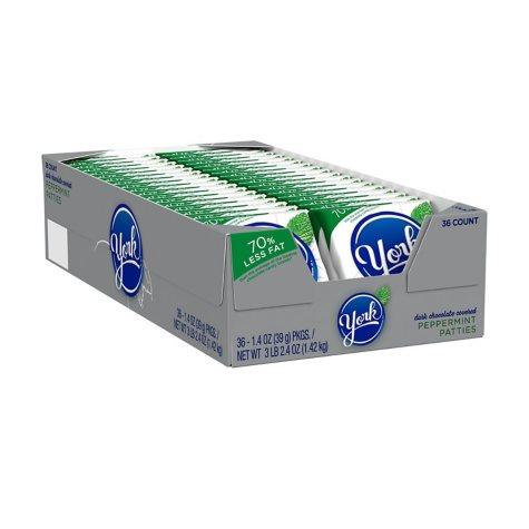 YORK Peppermint Patties (1.4 oz., 36 ct.)
