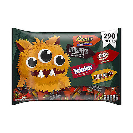 Hershey's Halloween Candy Assortment (90.65 oz.)