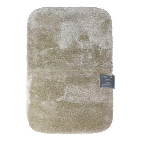 Lux Bath Rug - Linen