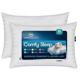 Serta Perfect Sleeper Standard/Queen Bed Pillow (2 pack)