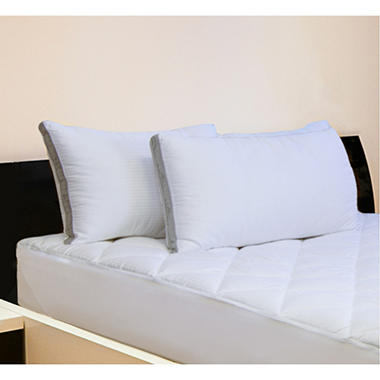 Hotel Luxury Reserve Collection King Bed Pillow by Member's Mark (2 pack)