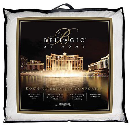 Bellagio 400-Thread-Count Down Alternative Comforter (Various Sizes)