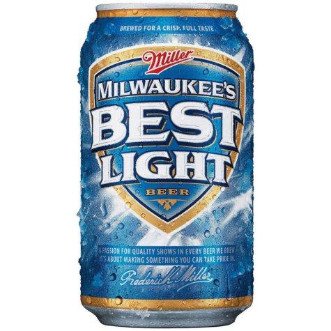 Milwaukee's Best Light Beer (12 fl. oz. cans, 24 pk.)