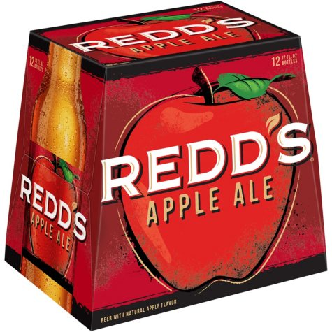 Redd's Apple Ale (12 fl. oz. bottle, 12 pk.)