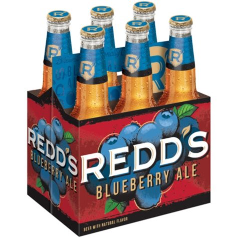 Redd's Green Apple Ale (12 fl. oz bottle, 6 pk.)