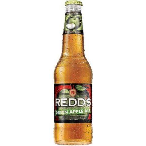 Redd's Green Apple Ale (12 fl. oz. bottle, 12 pk.)
