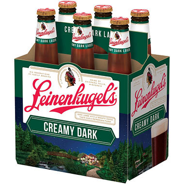 LEINENKUGEL CREAMY 6 / 12 OZ BOTTLES