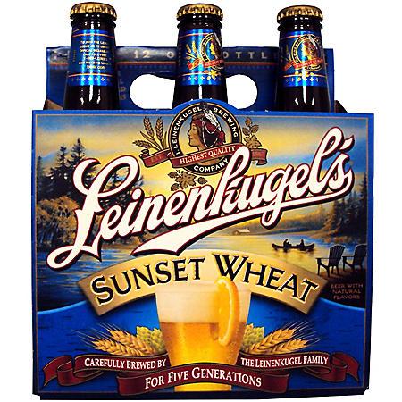 LEINENKUGEL SUNSET 6/12L BOTTLES