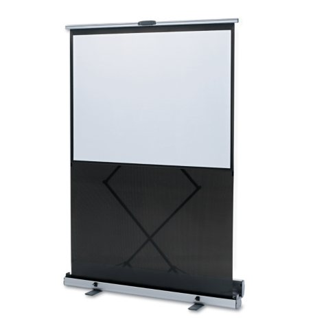 "Quartet - Euro Portable Cinema Screen w/Black Carrying Case -  80"" Diagonal"
